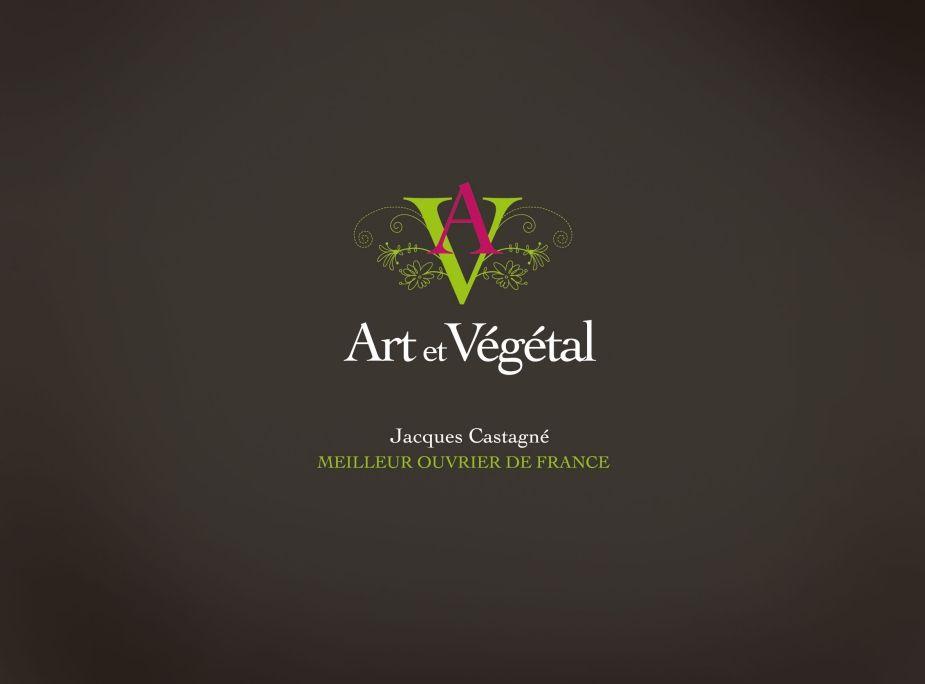 création de l'identité visuelle du meilleur ouvrier de France : Jacques Castagné