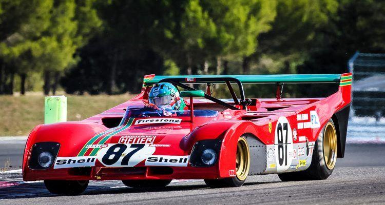 Chantilly Arts & Elegance : les Ferrari des 24 Heures du ...