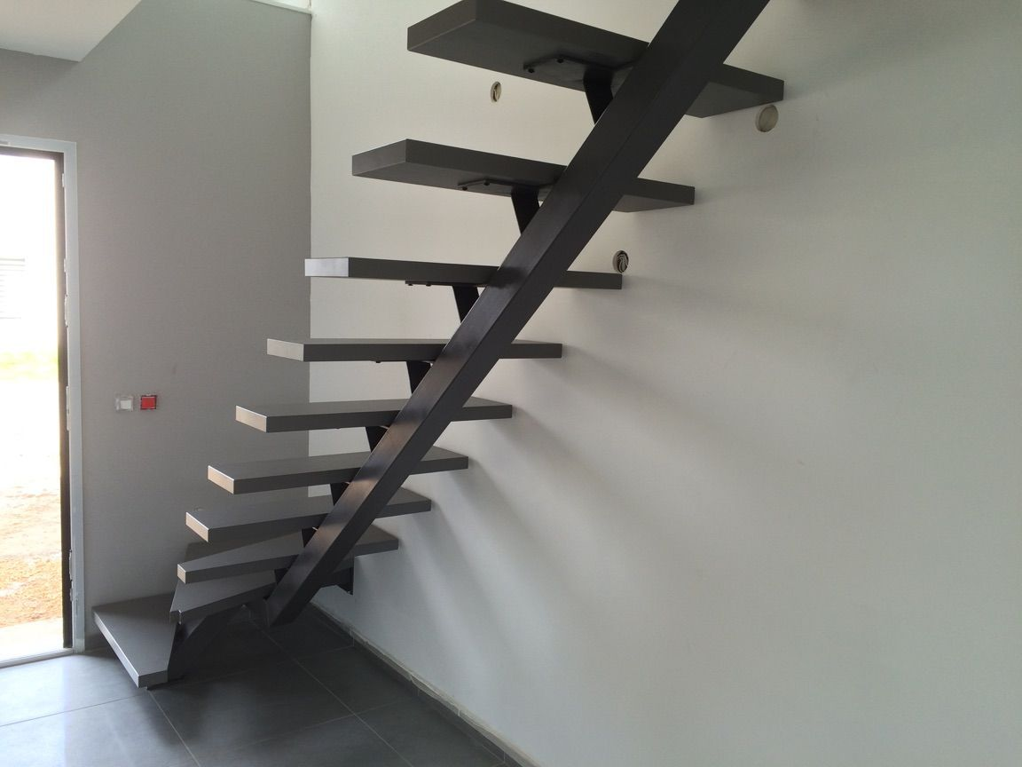 escalier interieur moselle
