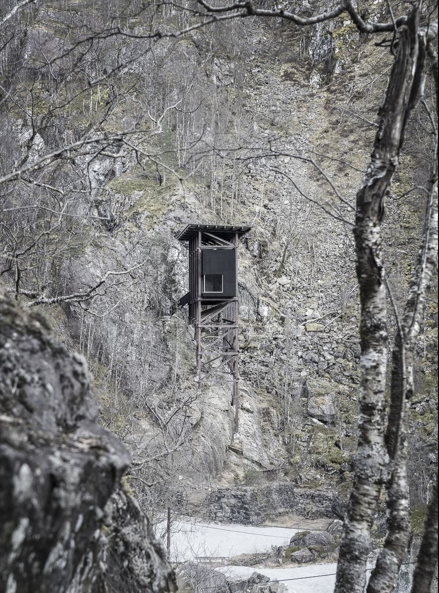 Zinc Mine Museum Allmannajuvet Norway Peter Zumthor Â