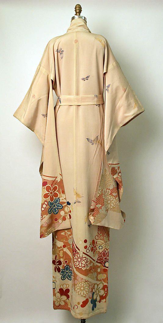 5d4c6eaa7f9e JP: Furisode kimono, late 19th century, Japan | Eastern and Asian ...