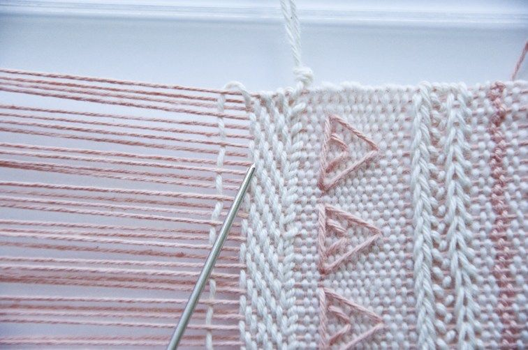 Weave Along || Part 8: Weaving Chevrons