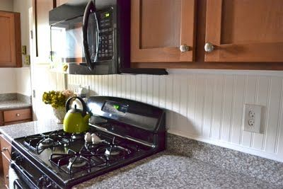 Beadboard Backsplash Beadboard Backsplash Beadboard Kitchen