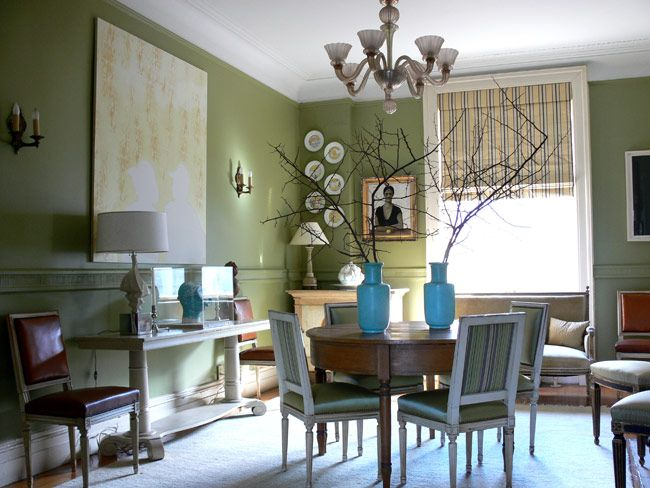 Sage Green Dining Room Ideas
