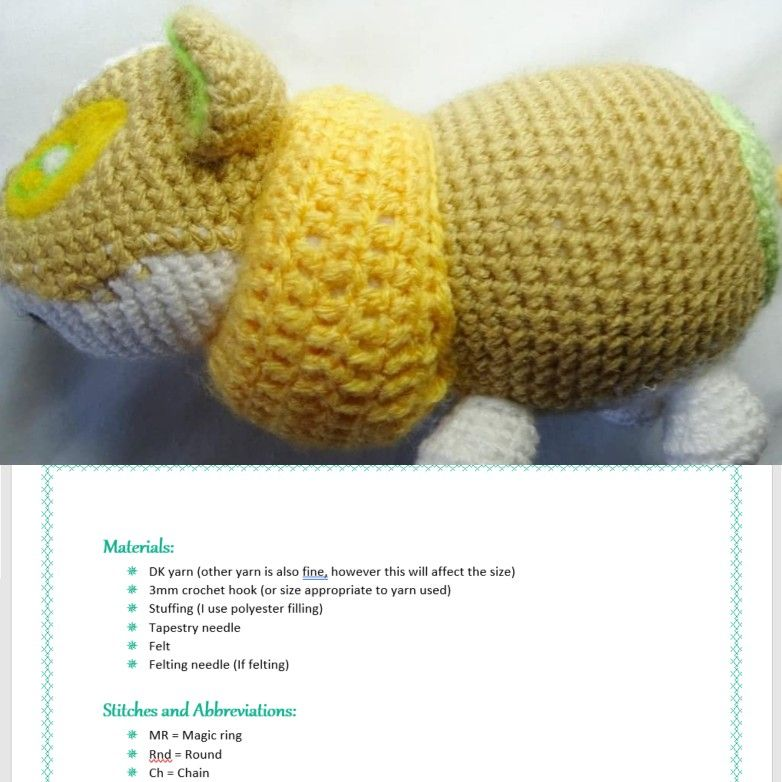Items similar to Turtwig Crochet Pokemon