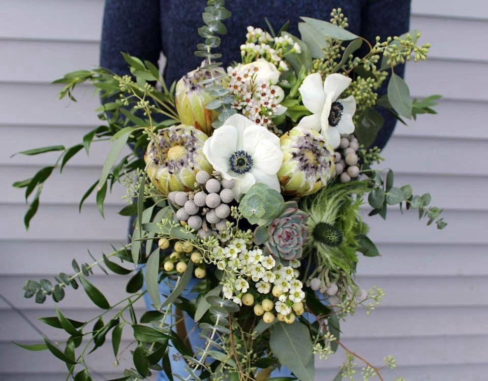 Buchet Mireasa Flori Salbatice Wwwflowersbygeoro White Flower