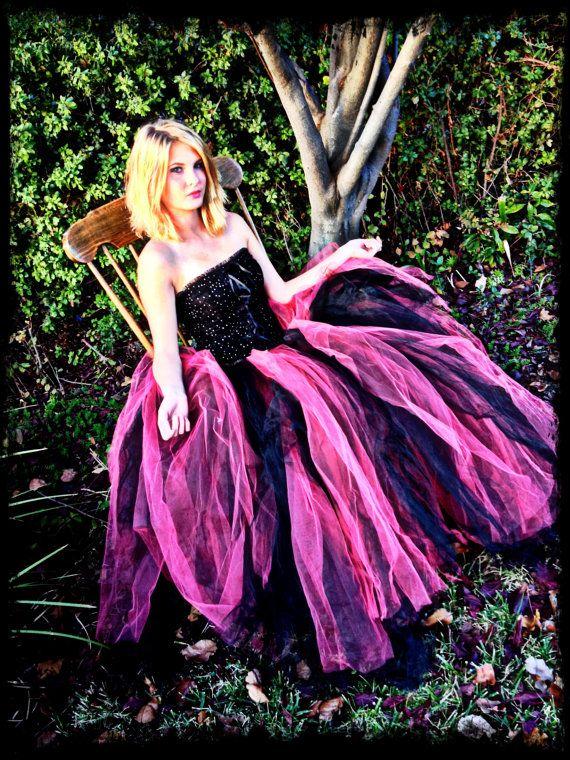 tutu, tutu, steampunk clothes, prom dress, bridesmaid dress, floor ...