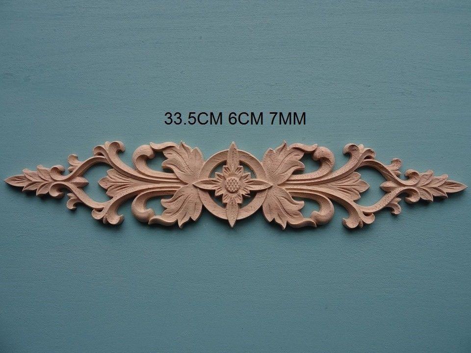 furniture appliques diy shabby appliques onlays decorative forms