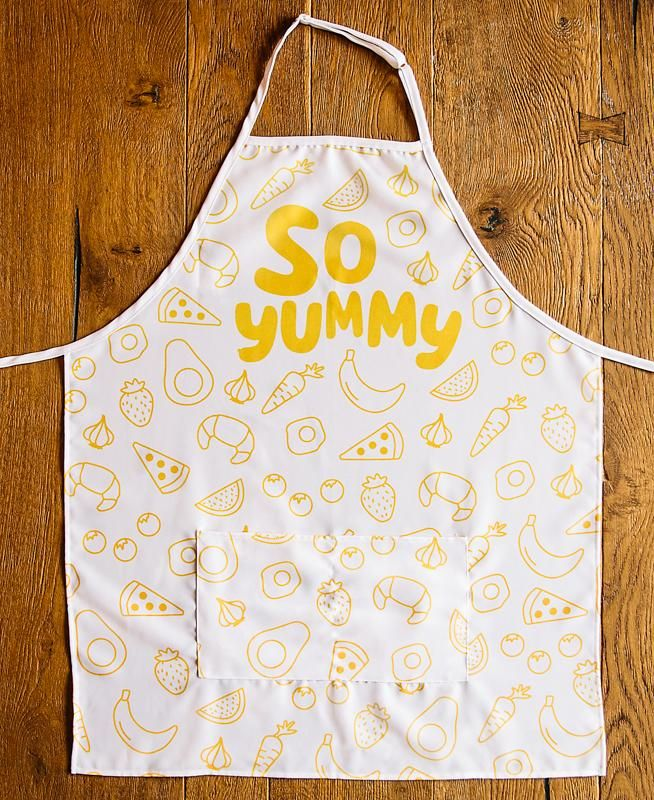 Official So Yummy Apron | Might order | Pinterest
