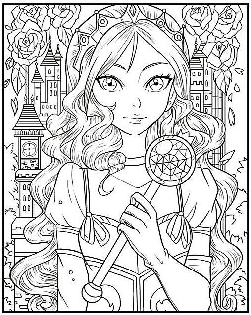 Pin de Madison Monroe Johnson en Adult coloring pages | Pinterest