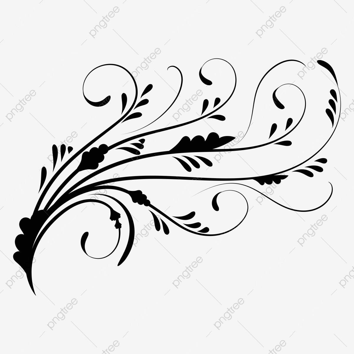 Gambar Hiasan Bunga Dekorasi Vintage Putar Clipart Dekorasi Bunga Ornamen Dekorasi Png Dan Vektor Dengan Latar Belakang Transparan Untuk Unduh Gratis In 2021 Floral Wreaths Illustration Floral Ornaments Floral Vector Png