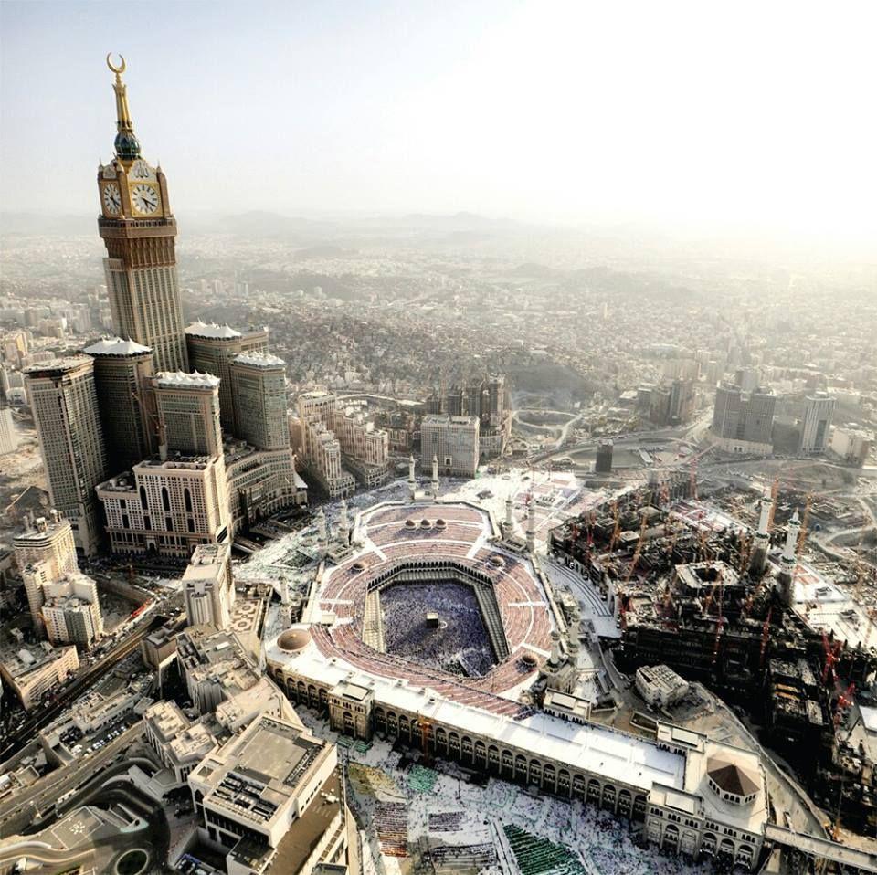 The Deen Show Timeline Photos Mecca Masjid Makkah