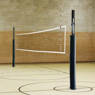 First Team Stellar Complete Recreational Outdoor Volleyball Net ...