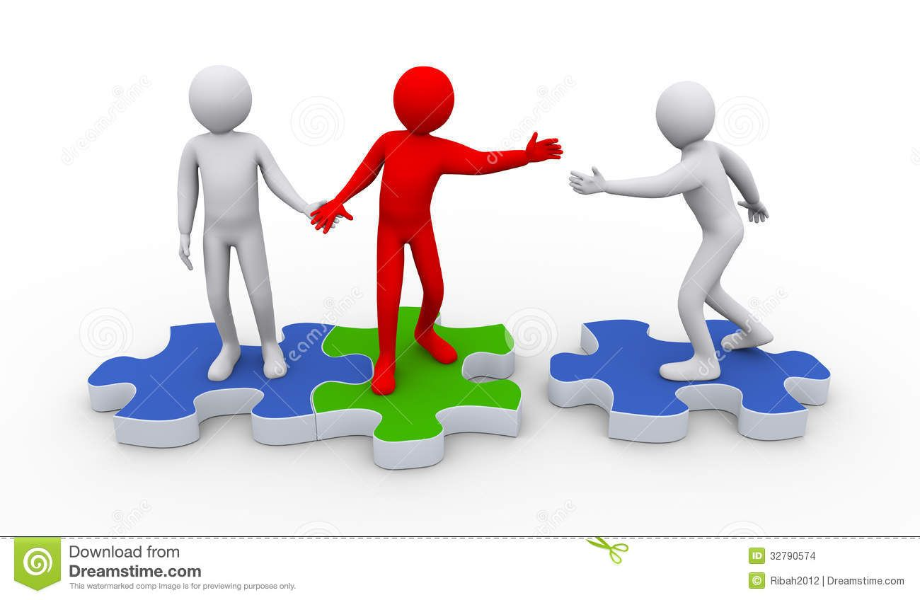 3d People Team Group On Round Concept Teamwork Puzzle Royalty Free Illustrations And Posters Teamwork Illustration