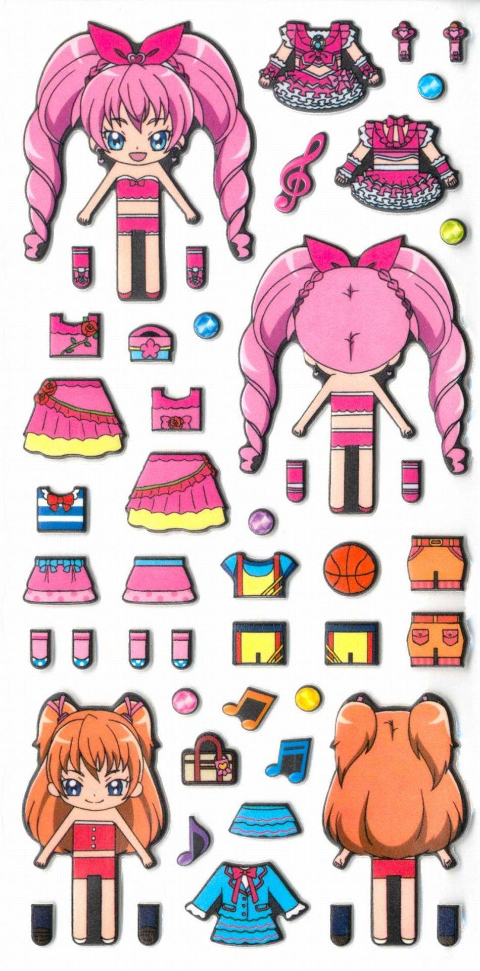 httpblog imgs 48fc2com5665667pimg993s jpg paper doll anime and manga pinterest dolls