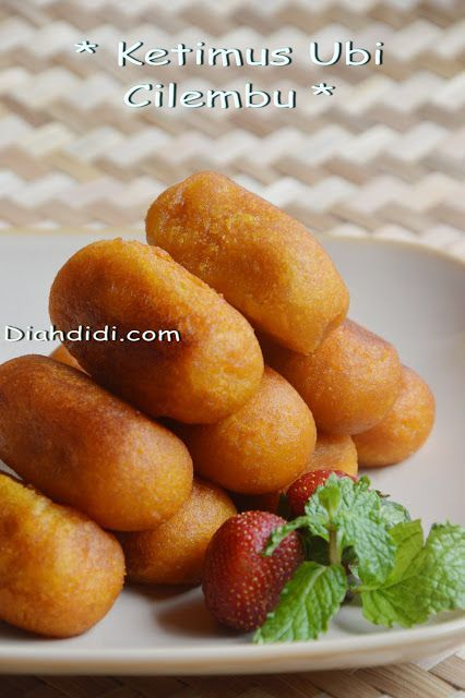 Diah Didi S Kitchen Ketimus Ubi Cilembu Resep Masakan Makanan Ringan Manis Resep
