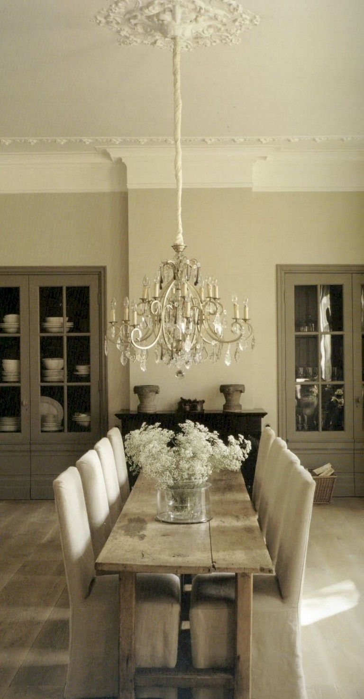 30 Easy Vintage Dining Room Lighting Decor Ideas