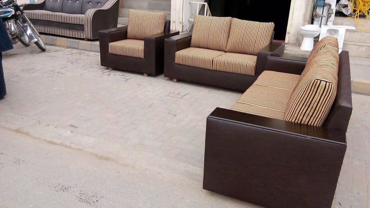 6 Seater Sofa Lahore Pkr 35000 Outdoor Furniture Sets Seater Sofa Outdoor Furniture