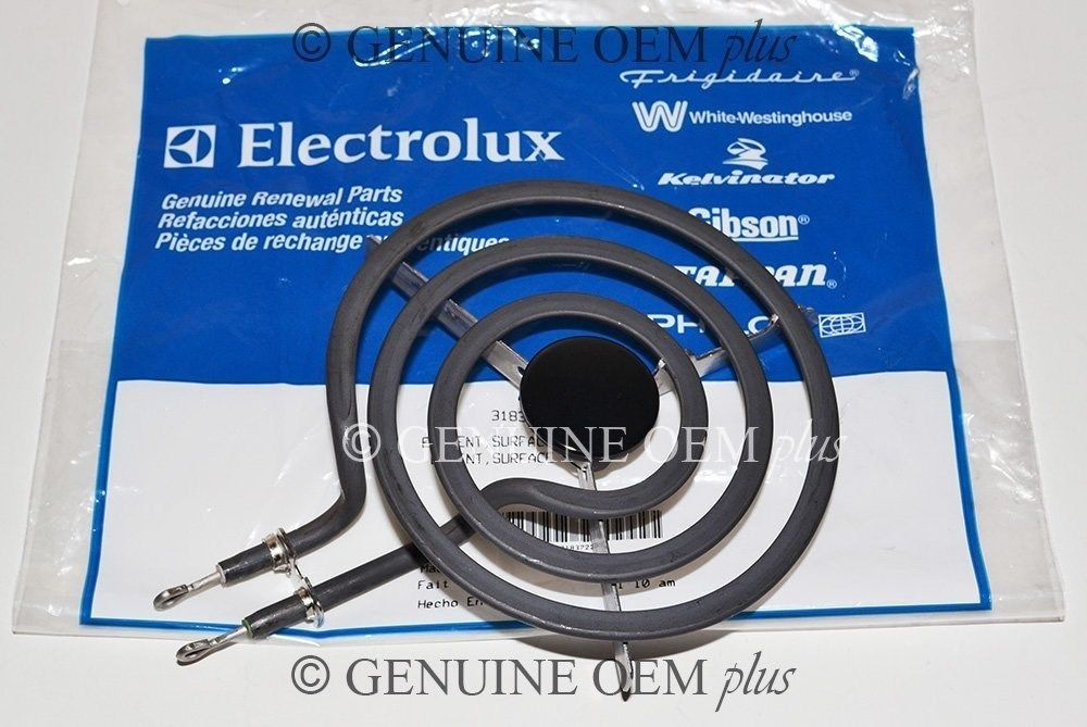 "Frigidaire 6"" Coil Surface Element 318372210 316439800 NEW"