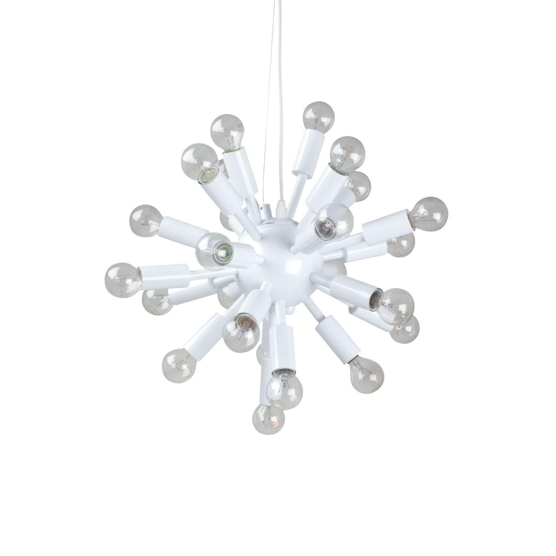 Pendant lamp cosmos white by leitmotiv design team twinkle pendant lamp cosmos white by leitmotiv design team arubaitofo Image collections