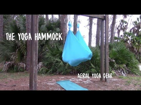 Medium image of aerial yoga hammock set with aerial yoga rigging equipment kit  u2013 aerial yoga gear