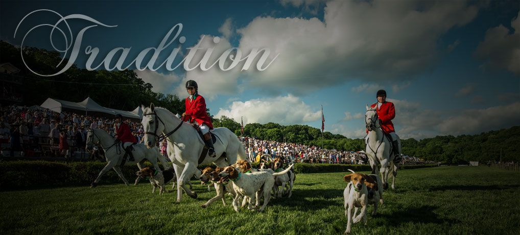 The Iroquois Steeplechase is a timehonored tradition
