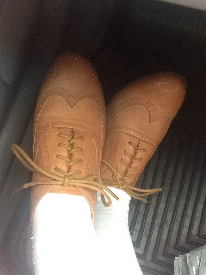 my Oxfords!! bae asf!  I love them to death!