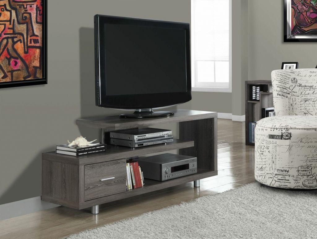 Petit Belle Meuble Tv Bois De Grange I 2574 Console Tv 60l Style  # Meuble Tv Vieux Bois