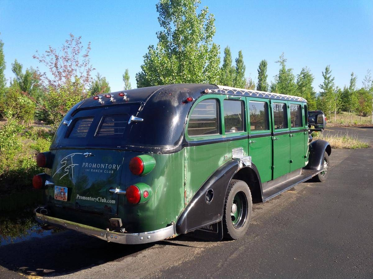 1939 white model 706 yellowstone bus for sale 1749826 buses for sale bus bus coach pinterest