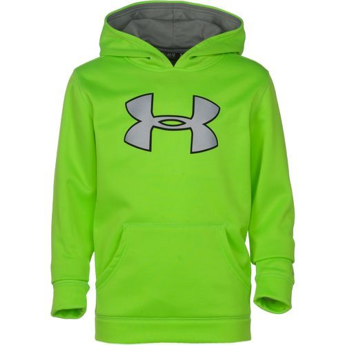 online store 73b64 48a73 Under Armour® Boys  Armour® Fleece Storm Big Logo Hoodie