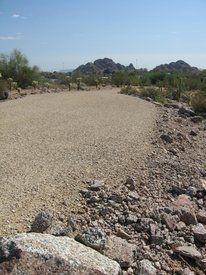 Ilized Decomposed Granite