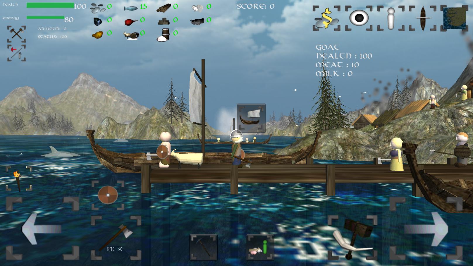 "Pin af Thorium Game Lab på ""Viking World"""