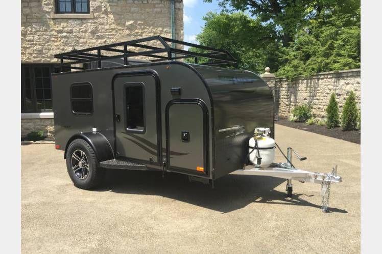 InTech Flyer Max Sleeps 2+ Hiker trailer, Off road