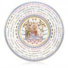 Kings and Queens Commemorative Plate