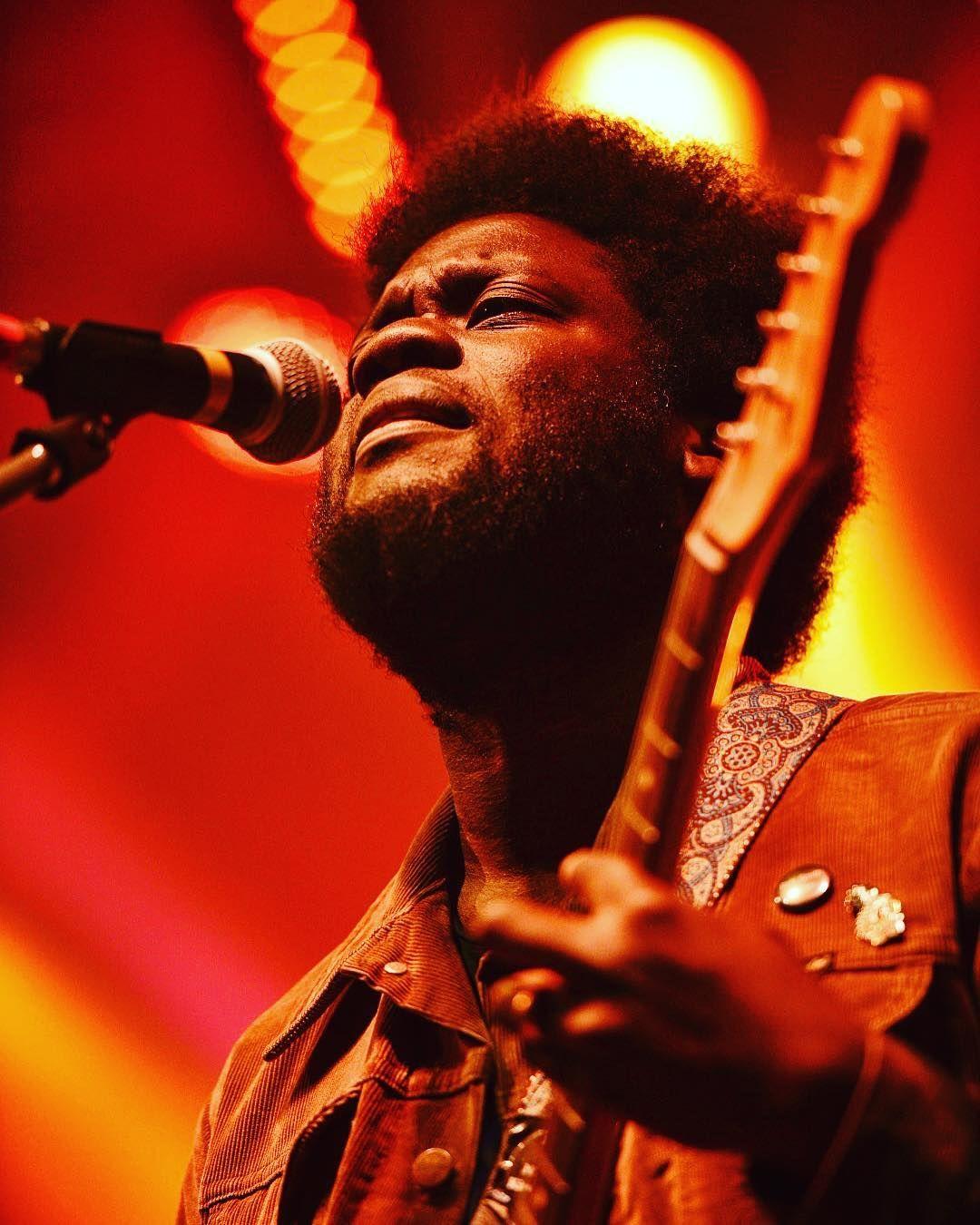#INmusic festival day 1:  #MichaelKiwanuka