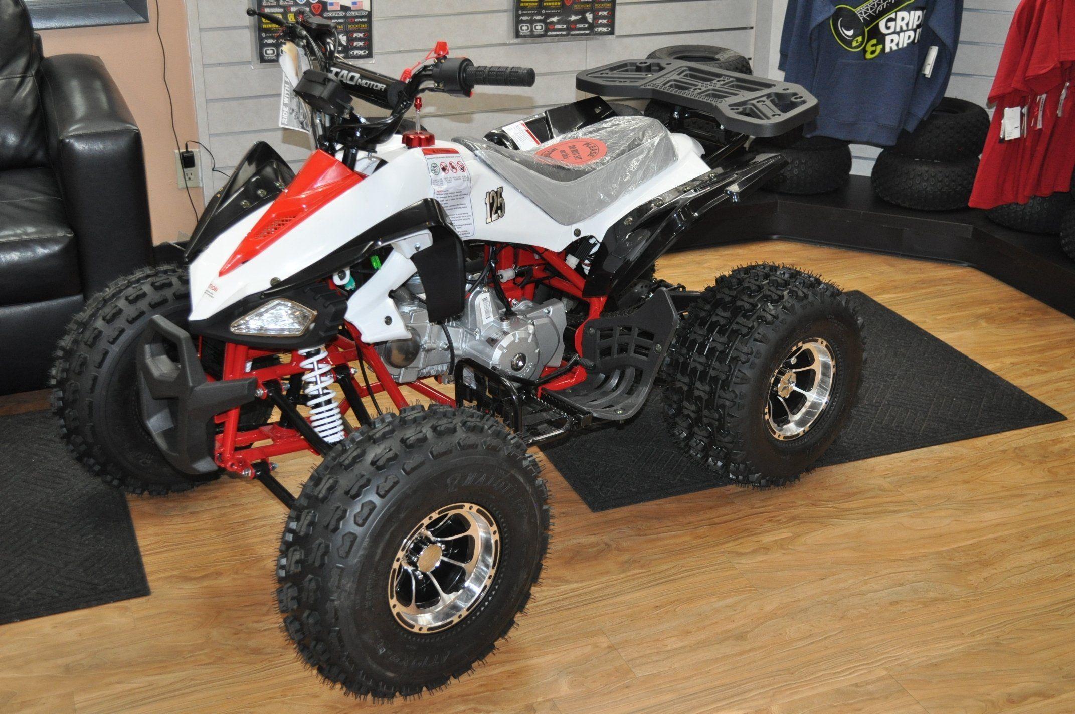 2019 Premium Nitro 125cc Gas Powered Youth ATV | Products