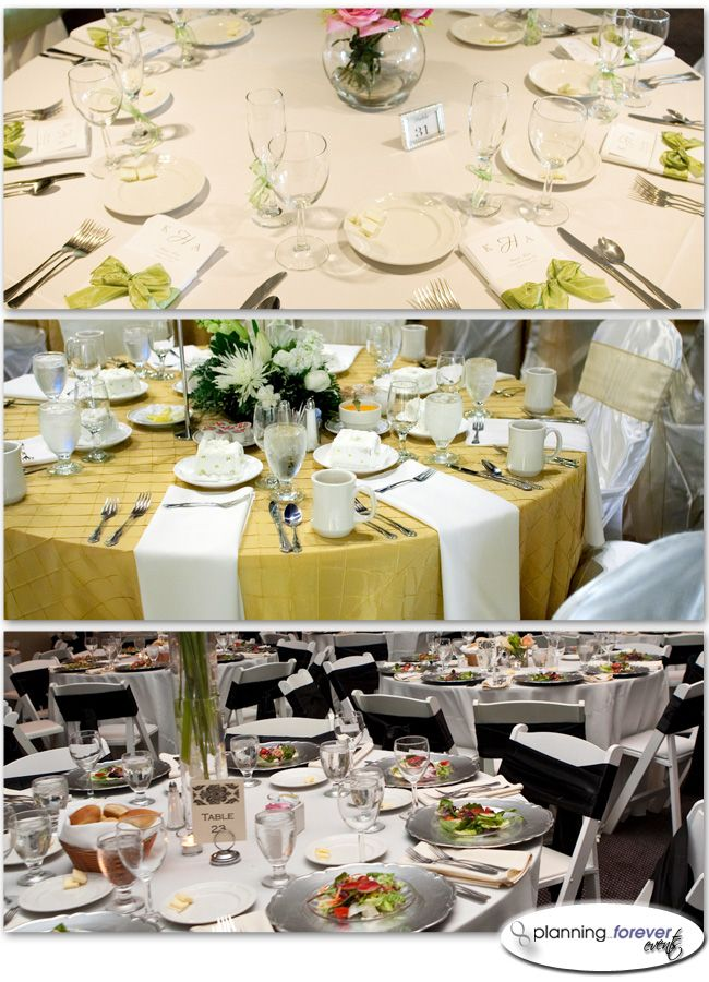 Napkin Fold Ideas For Weddings Tracy Stewart Williams What About These