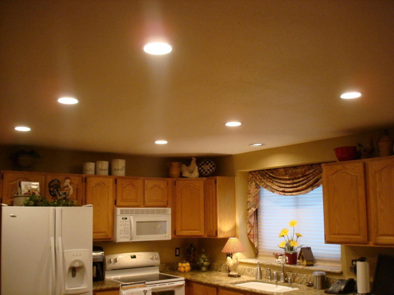 Lighting Utilitech Pro Led Light Intertek Led Lighting Lowes Led Track Ligh In 2020 Home Depot Light Fixture Kitchen Ceiling Lights Light Fixtures Bedroom Ceiling