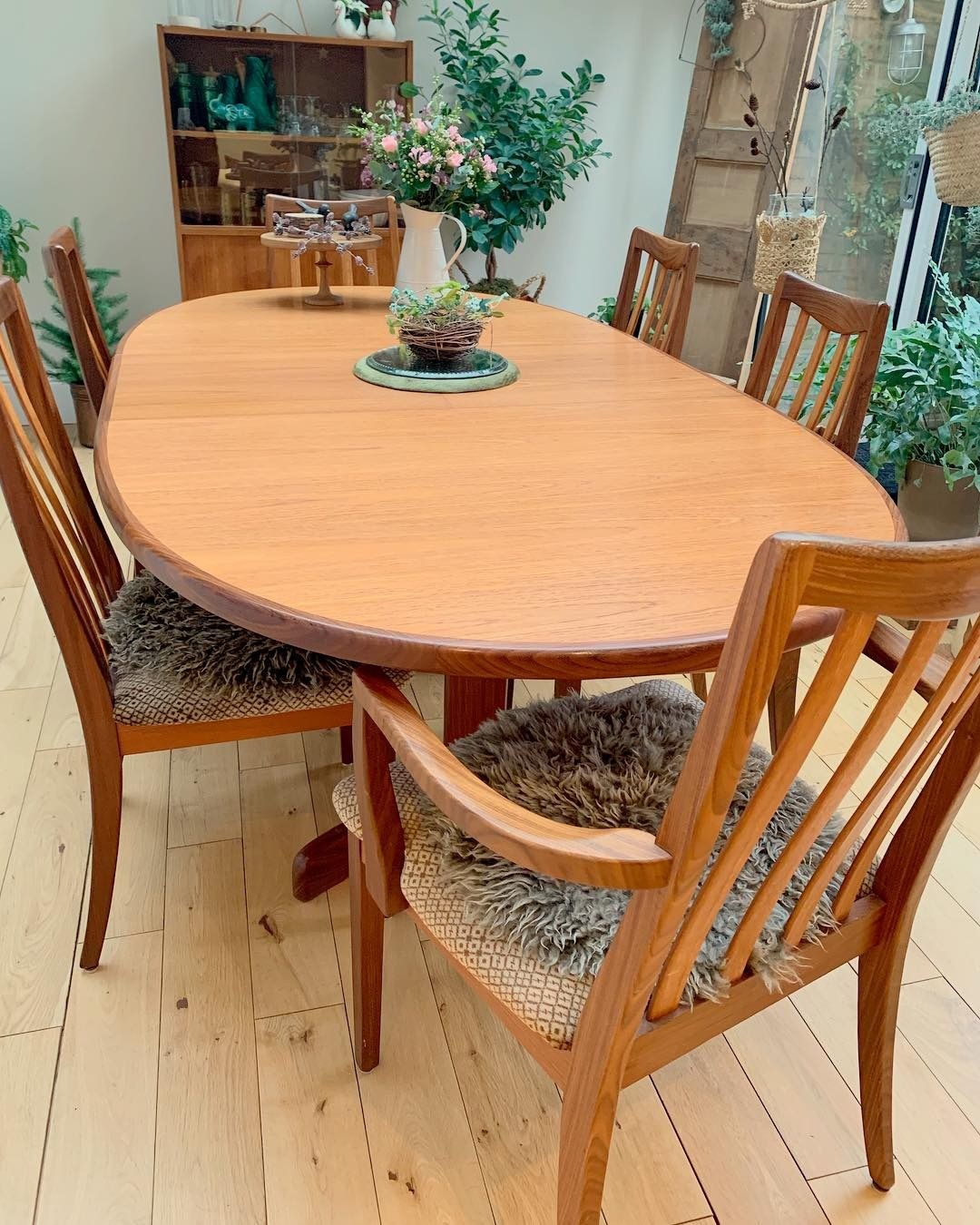 Vintage G Plan Dining Table And Chairs Baudina Coulomb Instagram