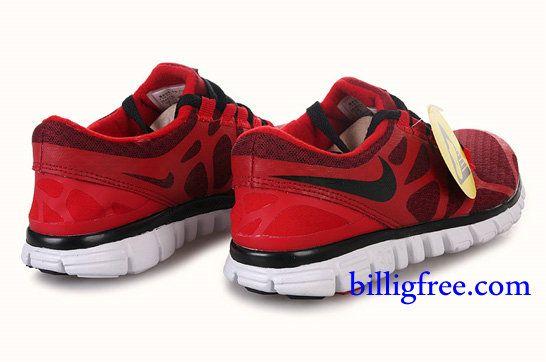 promo code 55de8 9ca38 Discover ideas about Nike Free. Verkaufen billig Schuhe Herren Nike Free 3.0  V3 (Farbe vamp,innen-rot,Logo-schwarz Sohle-weiB) ...