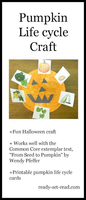 Pumpkin unit and life cycle craft!