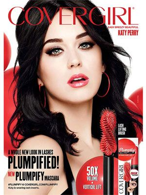 Katy Perry for CoverGirl | Celebrity Endorsements in 2019 | Katy