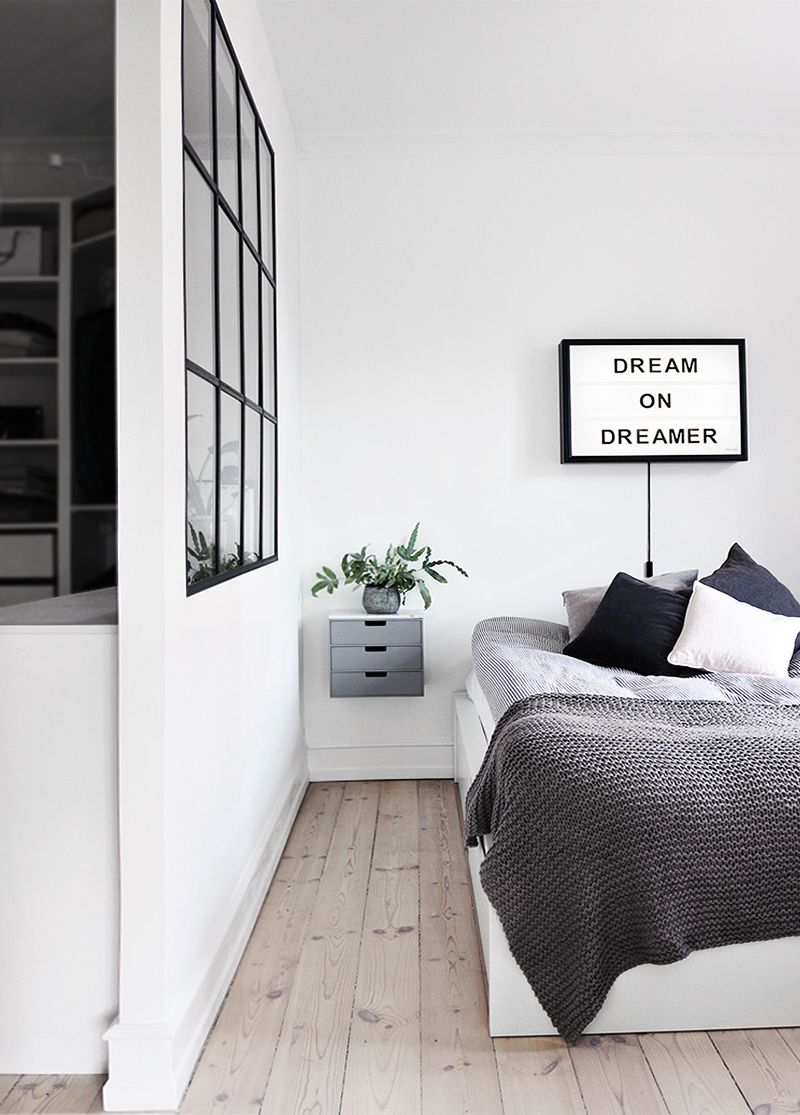 A dreamy walk in closet only deco love industrial windows