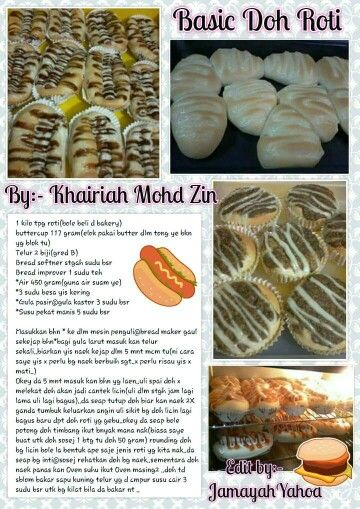 Basic Roti Food And Drink Recipes Food
