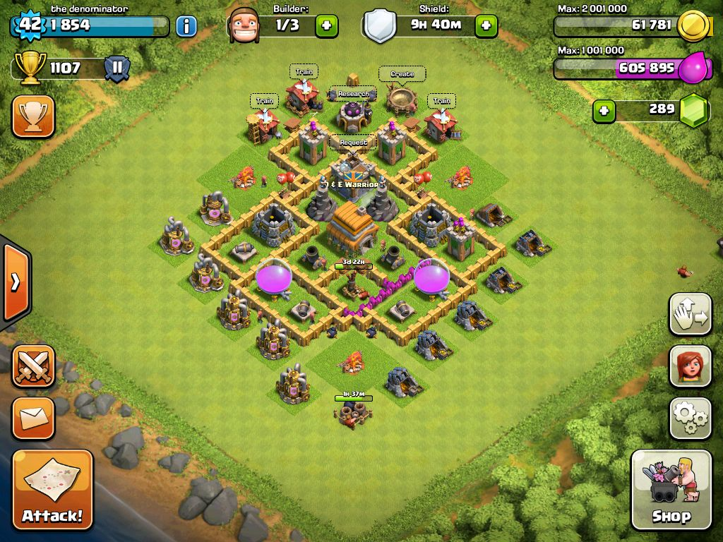 clash of clans  town hall level  setup bottom of the map. my clash of clans base new bases for all coming soon  clash