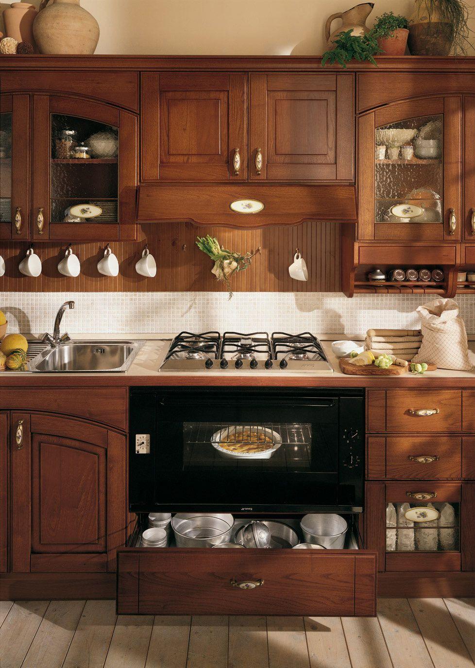 La nostra #cucina #Vismap, in #StileClassico: #CucinaLaura ...
