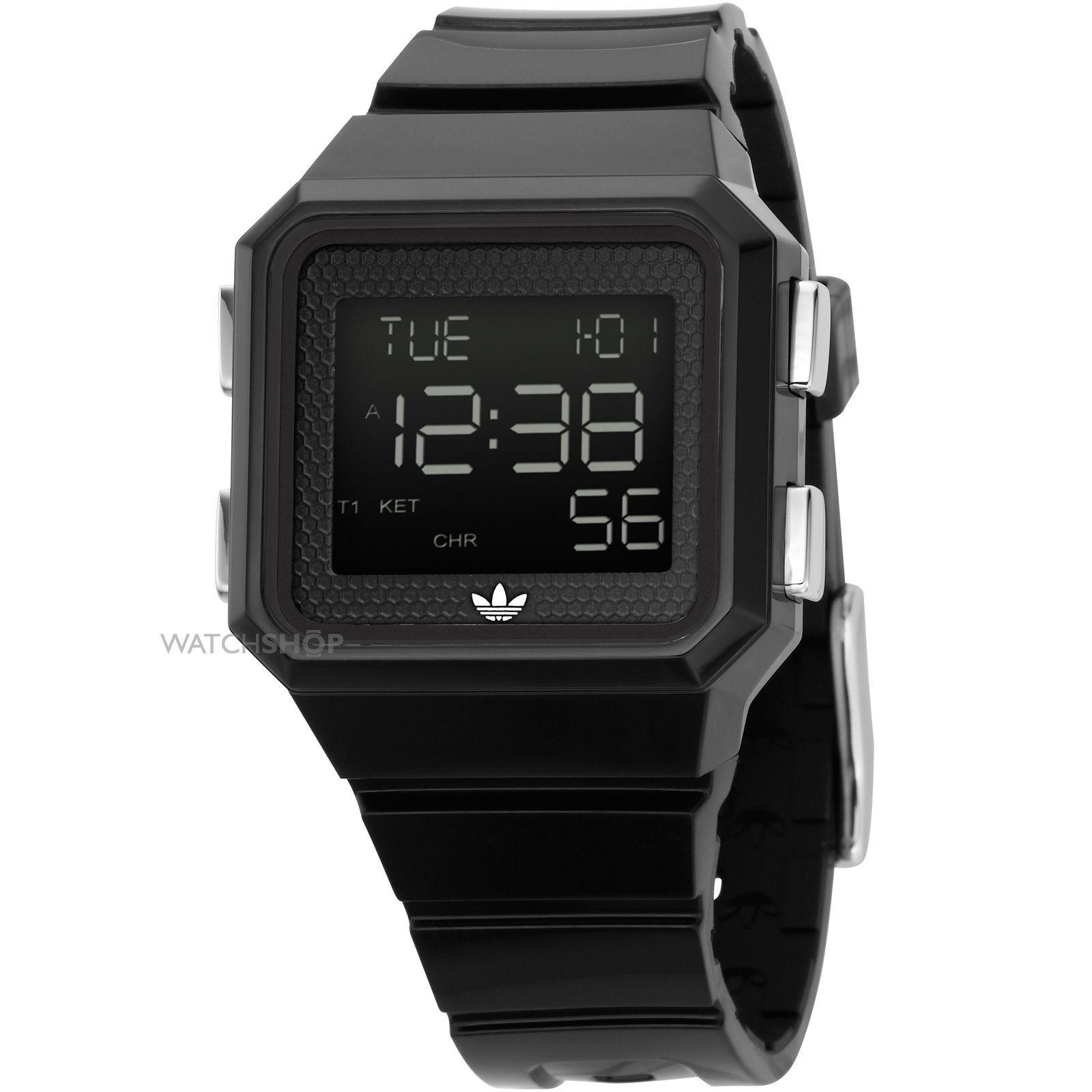 f7391f64 Mens Adidas Peachtree Alarm Chronograph Watch ADH4003