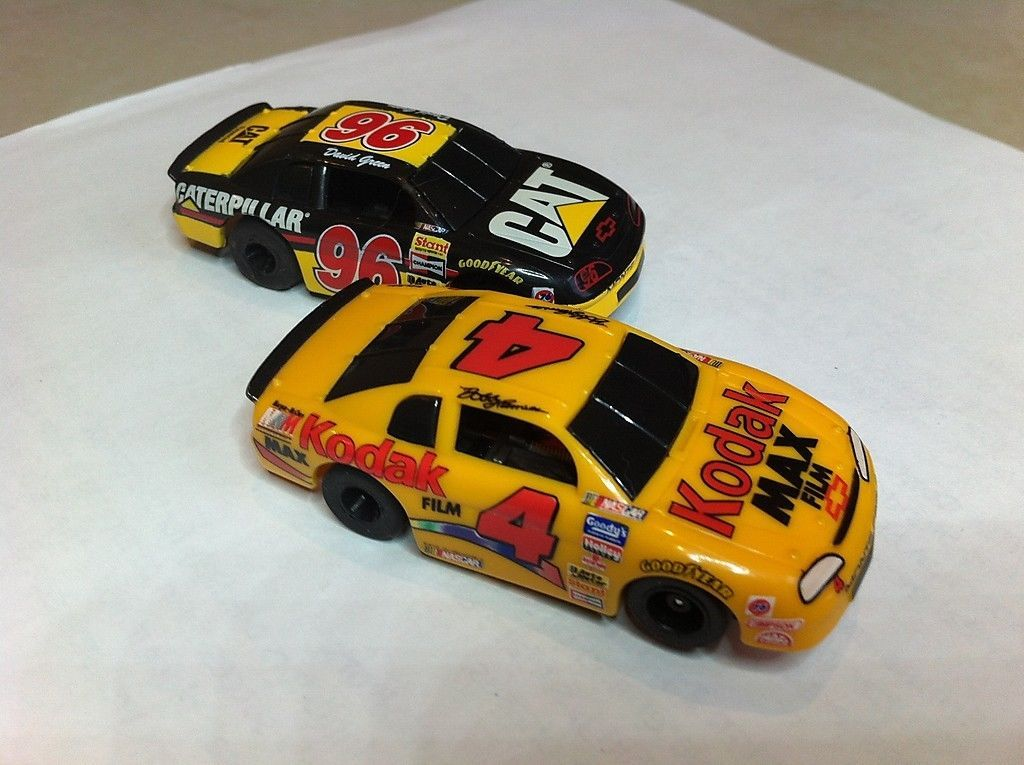 Vintage Tyco Ho Nascar Set Of 2 Nascar Collectibles Nascar Vintage