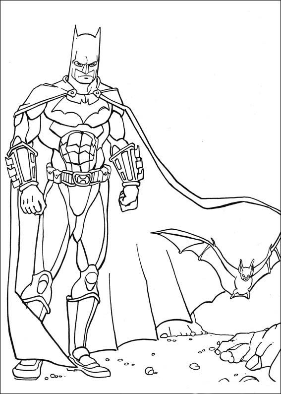 batman color | Batman coloring for kids picture 2 | Things to Wear ...