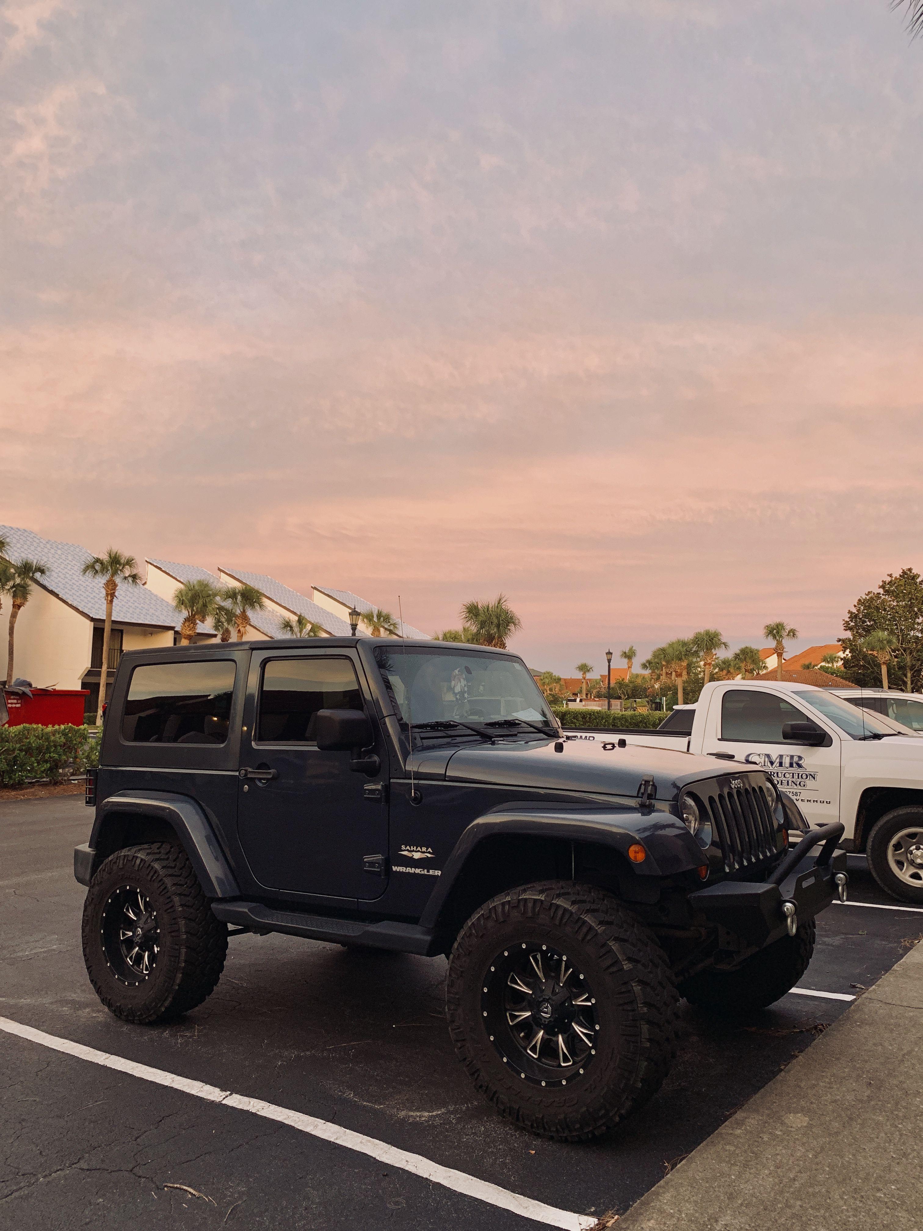 2008 2 Door Jeep Wrangler Sahara Jeep Wrangler Jeep Wrangler